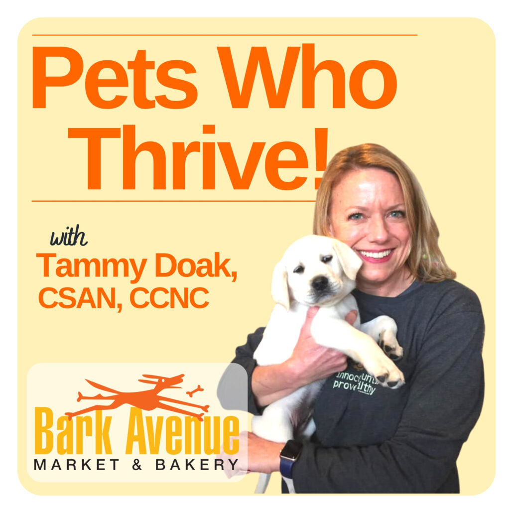 Pets Who Thrive! Podcasts